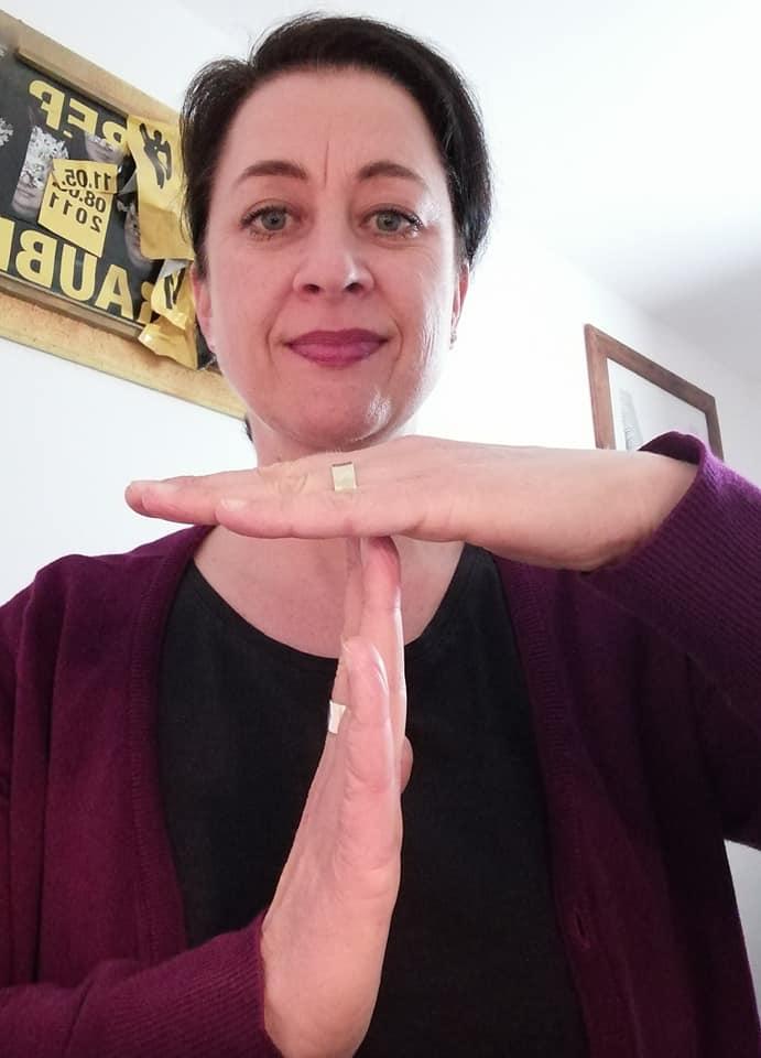 Kristina Waltritsch zum Equal Pay Day